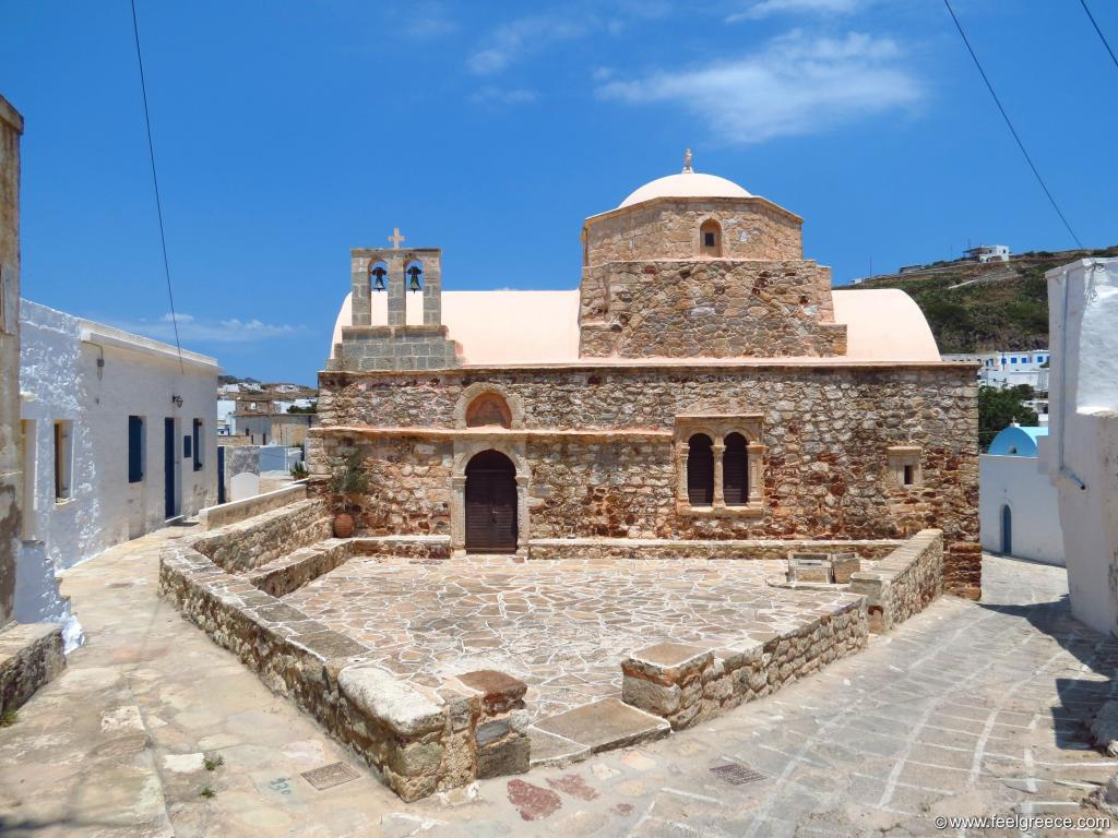 Agio Ioanoy Chrysostomy church